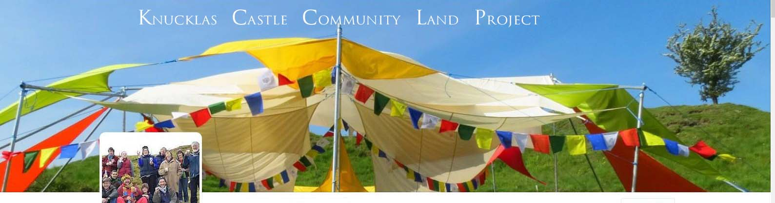 Knucklas Castle Community Land Project